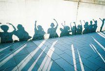 silhouette love / by Jamie Lynn