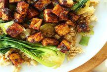 Food: Entrees & Sides (Vegetarian) / by Deborah Schander