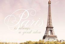 Travel   Paris / by My Petite Niche