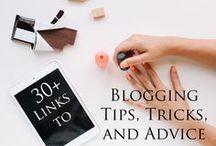 Digital Marketing/Blogging / Digital Marketing and Blogging Tips for Bloggers and Business Owners / by Camille Millecam Whiting