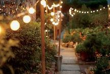 The Great Outdoors / Backyard ideas including outdoor decorating and dream yard inspiration, camping tips, and tips to enjoy nature