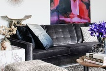 Luxe Living Rooms / by The Glow Collective {Jen Harris}