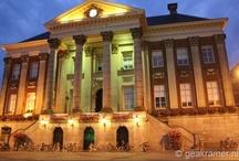 ♥ Trouwlocaties - Wedding Locations ♥ / Prachtige plekken in Groningen, Friesland en Drenthe om te trouwen of om het trouwfeest te vieren