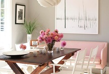 Dining Spaces / by The Glow Collective {Jen Harris}
