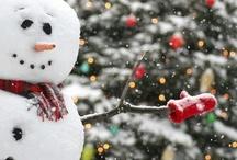 Snowman/Winter fun