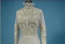 ♥ Historie Huwelijk - History of Marriage ♥ / Prachtige bruidsjaponnen, om nooit te vergeten