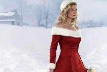 ♥ Kerstbruid - Christmas Bride ♥ / What a wonderfull Christmas time ....