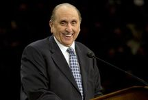 LDS - A Prophet's Voice / Thomas S. Monson is currently the living Prophet, President, Seer & Revelator of the Church of Jesus Christ of Latter-day Saints and receives revelation from our Heavenly Father on a daily basis & is the Lord's mouth piece to lead and direct us in these latter-days. / by Kristen Holliday