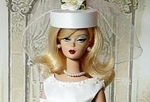 ♥ Bruid Barbie - Bride Barbie ♥ / Miniatuur bruiden