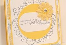 Stampin' Up! / Creative Ideas using Stampin' Up! products