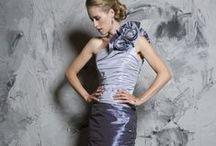 ♥ Gekleurde trouwjurken Creations of Leijten - Colored Wedding Dresses Creations of Leijten ♥ / Als je geen ivoor wilt, kies je voor kleur ....