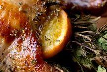 Food: Entrees & Sides (Meat) / by Deborah Schander
