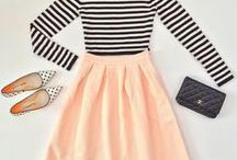 Fashion 2017: Outfit Ideas / Fashion finds for 2017 full of on-trend 2017 fashion looks and outfit ideas