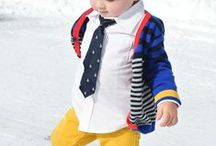 Little Man Style / Fashion inspiration for stylish little boys