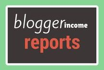 Blogger Income Reports / Wanna get inspired by making money online...check it out.