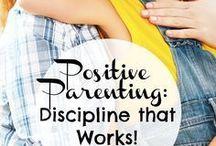 Positive Parenting / Information on positive parenting