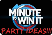 Ideas for Parties / things to do at parties / by Darlene Buikema
