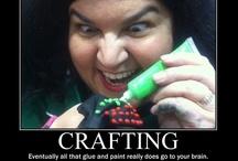 Crafty / by Joanna