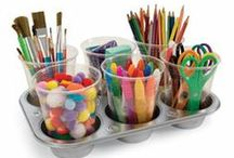 Homeschool - Organization / by Sheri Dunaway
