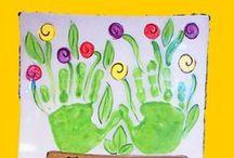 Homeschool - Seasons: Spring / by Sheri Dunaway