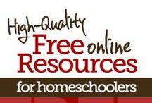Homeschool - Websites / by Sheri Dunaway