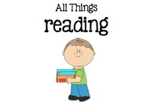 All Things Reading / by Boy Mama Teacher Mama