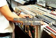 Music / This is more than 5SOS! Scroll REALLY far down and you'll see Panic at the Disco, OneRepublic, etc. / by Elizabeth
