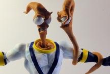 Earthworm Jim By Mezco