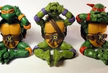 Teenage Mutant Ninja Turtles Classic Collection By Playmates