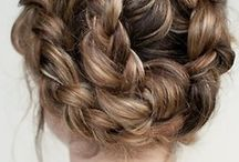 Hair Styles - practical & inspirational / Some styles that we've seen and others that we'd like to see