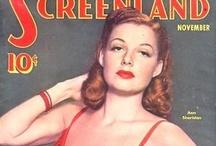 Ann Sheridan - Magazines / Magazine covers featuring Ann Sheridan.