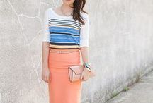 Wear / Fashion trends I'm loving. Clothes I desperately want. Looks I love.
