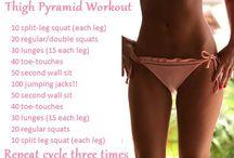 Leg workout/ butt