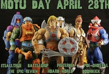 """Masters Of The Universe Day 2013 / In 1987, L.A. Mayor Tom Bradley declared April 28th was """"Masters Of The Universe Day!"""" It may well have only been a promotional tool for the POWER TOUR Live MOTU Show that was touring at the time but 26 years later that didn't stop 7 different Toy Bloggers from celebrating it in style! Here's what Hoard World did for it. And this is how MOTU Day 2013 was spent by its inhabitants."""