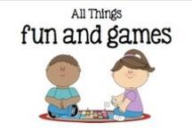 All Things Games / by Boy Mama Teacher Mama