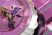 COLOR STUDY: PURPLE / All things purple!   purple flowers, purple places, purple walls, purple exteriors, purple interiors, purple accessories, purple fashion, purple things, purple objects