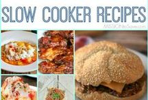 Crockpot Cookin! / Using a Crockpot can be such a life saver!  Here are some great recipes to use in the good ol' Crockpot!  (This is a group board- the more the merrier!) / by Mary (Mission to Save)