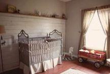 Nursery, Kid's Room, and Playroom / by Lauren Gulisane