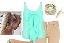 Spring/Summer fashion! ☀️