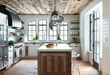 The heart of the home (kitchens) / Amazing kitchen design inspiration