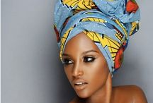 Fab Fabric / Scarves,  head wraps, and other fabric doing fab things.