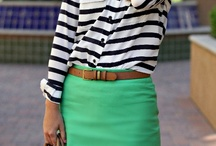 Cute outfits / by Beth DeWeese