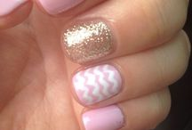 Girl Stuff / Beauty ideas...hair, makeup, and nails / by Erin Tourville