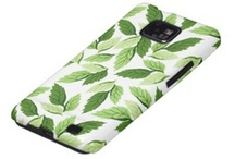 Electronics / cases (iPad, iPhone, Samsung, Kindle), sleeves (MacBook, iPad, lap tops), skins (hard drives, e-readers, tablets, phones) and lap top bags / by Strawberry and Hearts