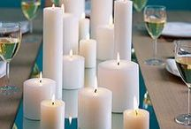 For The Love Of Candles / by Passionate About Peonies