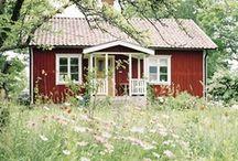 HOME EXTERIORS / sono le case che piacciono a me :)