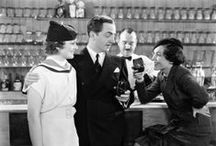 Cocktails in Hollywood / Cocktails and cinema are classic American pastimes. Here, we show you their relationship over the past century. / by Liquor.com