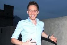 Miscellaneous Geekery (and lots of Tom Hiddleston) / by Emily Darr