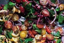 Edibles - salads / by Christine Crofts