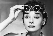 Old Hollywood / Audrey, Lucy, Marilyn  / by Erin Tourville
